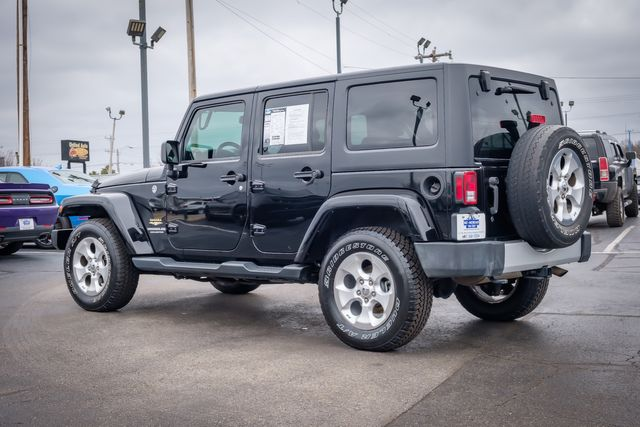 2015 Jeep Wrangler Unlimited Sahara in Memphis, Tennessee 38115