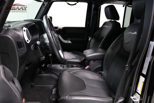 2015 Jeep Wrangler Unlimited X Merrillville, Indiana 10