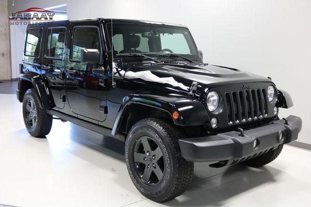 2015 Jeep Wrangler Unlimited X Merrillville, Indiana 6