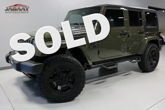 2015 Jeep Wrangler Unlimited Sahara Merrillville, Indiana