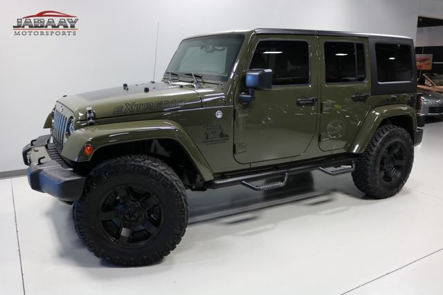 2015 Jeep Wrangler Unlimited Sahara Merrillville, Indiana 28