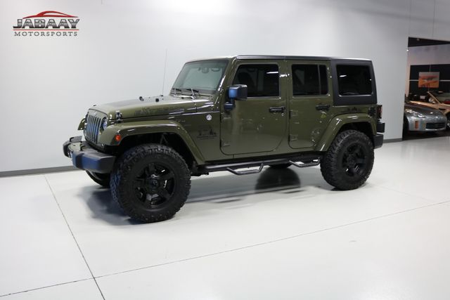 2015 Jeep Wrangler Unlimited Sahara Merrillville, Indiana 33