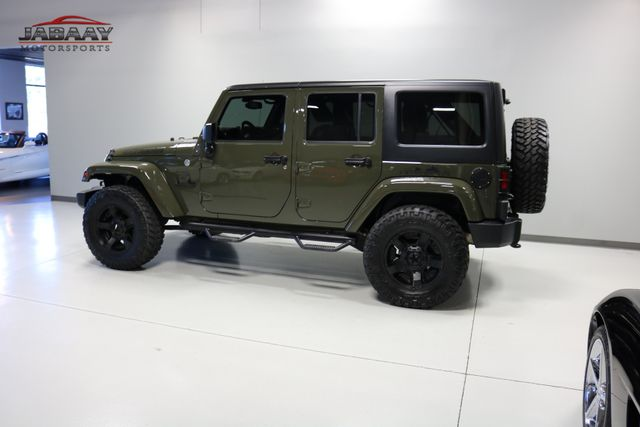 2015 Jeep Wrangler Unlimited Sahara Merrillville, Indiana 36