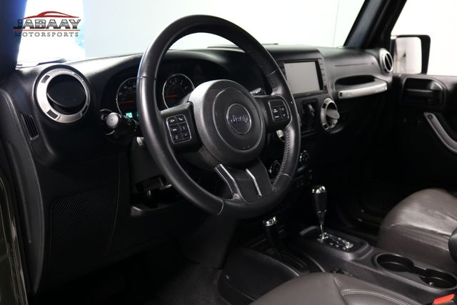 2015 Jeep Wrangler Unlimited Sahara Merrillville, Indiana 9