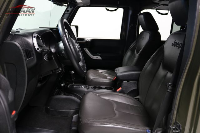 2015 Jeep Wrangler Unlimited Sahara Merrillville, Indiana 10