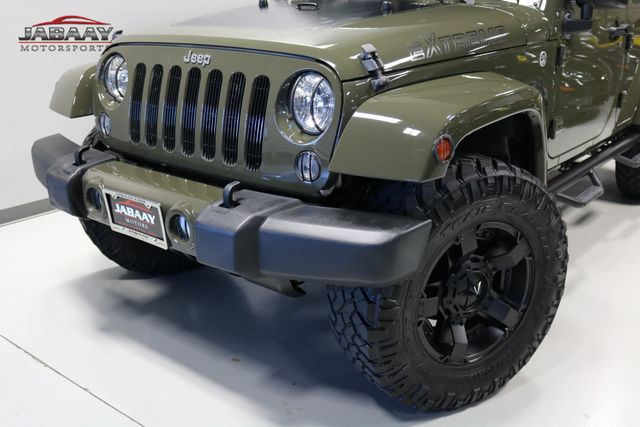 2015 Jeep Wrangler Unlimited Sahara Merrillville, Indiana 29