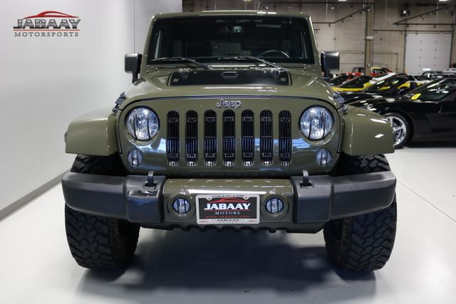 2015 Jeep Wrangler Unlimited Sahara Merrillville, Indiana 7