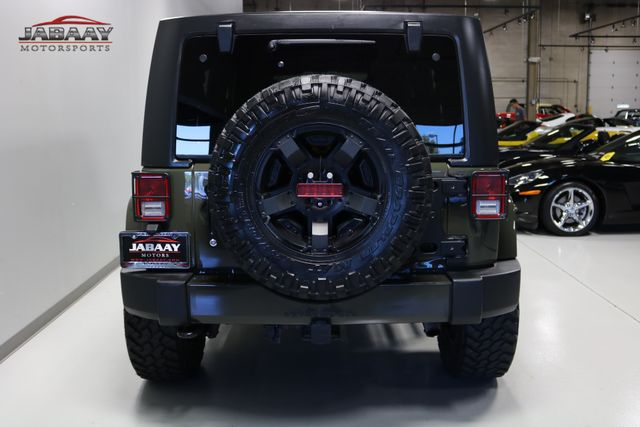 2015 Jeep Wrangler Unlimited Sahara Merrillville, Indiana 3