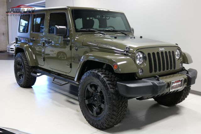 2015 Jeep Wrangler Unlimited Sahara Merrillville, Indiana 6