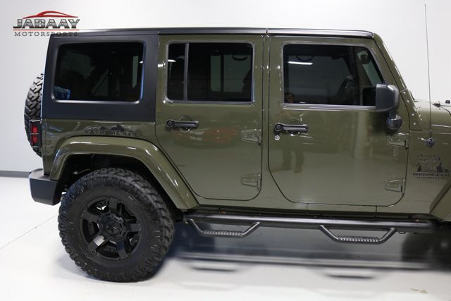 2015 Jeep Wrangler Unlimited Sahara Merrillville, Indiana 37