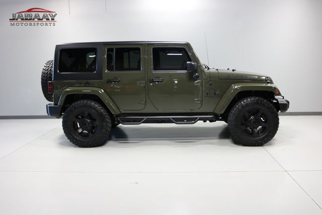 2015 Jeep Wrangler Unlimited Sahara Merrillville, Indiana 41