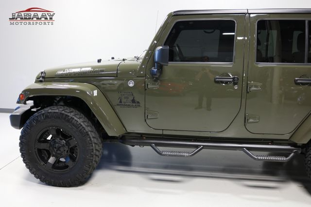 2015 Jeep Wrangler Unlimited Sahara Merrillville, Indiana 31