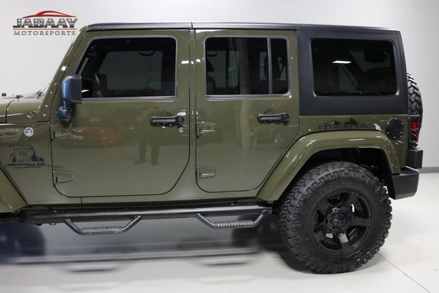 2015 Jeep Wrangler Unlimited Sahara Merrillville, Indiana 32
