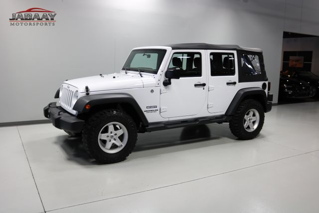 2015 Jeep Wrangler Unlimited Sport Merrillville, Indiana 31