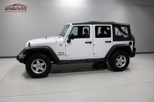 2015 Jeep Wrangler Unlimited Sport Merrillville, Indiana 32