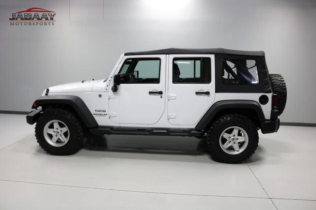 2015 Jeep Wrangler Unlimited Sport Merrillville, Indiana 33