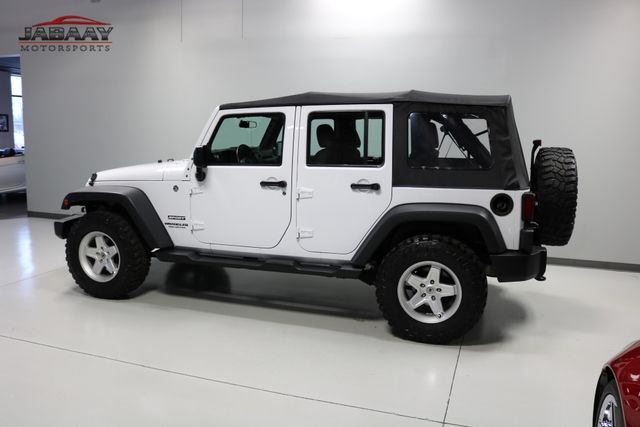 2015 Jeep Wrangler Unlimited Sport Merrillville, Indiana 34