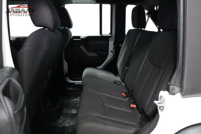 2015 Jeep Wrangler Unlimited Sport Merrillville, Indiana 12