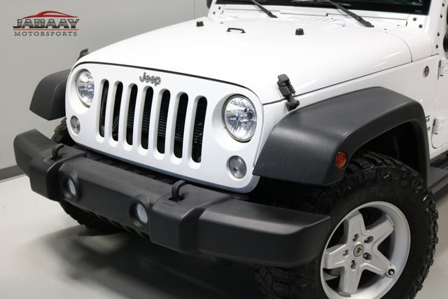 2015 Jeep Wrangler Unlimited Sport Merrillville, Indiana 27