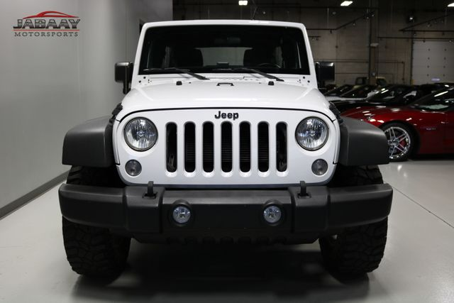 2015 Jeep Wrangler Unlimited Sport Merrillville, Indiana 7