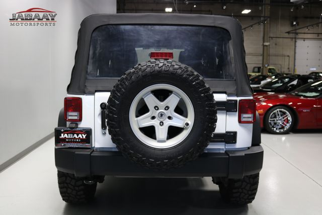 2015 Jeep Wrangler Unlimited Sport Merrillville, Indiana 3