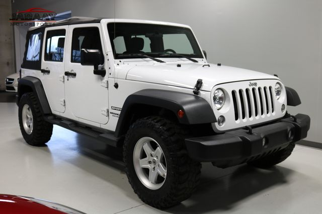 2015 Jeep Wrangler Unlimited Sport Merrillville, Indiana 6