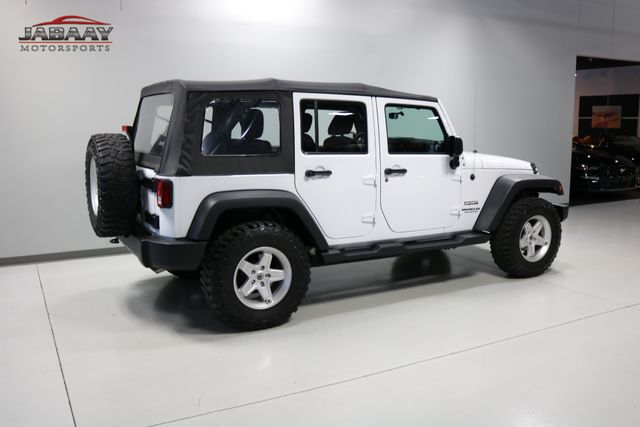 2015 Jeep Wrangler Unlimited Sport Merrillville, Indiana 37