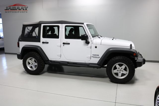 2015 Jeep Wrangler Unlimited Sport Merrillville, Indiana 40