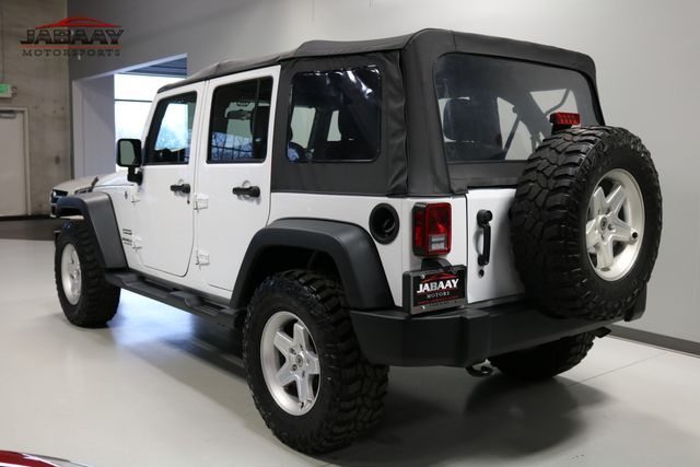 2015 Jeep Wrangler Unlimited Sport Merrillville, Indiana 2