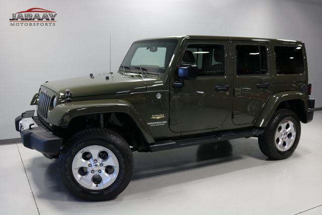 2015 Jeep Wrangler Unlimited Sahara Merrillville, Indiana 25