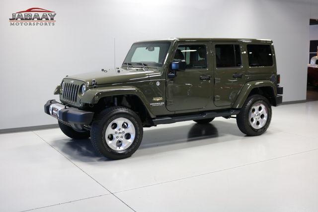 2015 Jeep Wrangler Unlimited Sahara Merrillville, Indiana 30