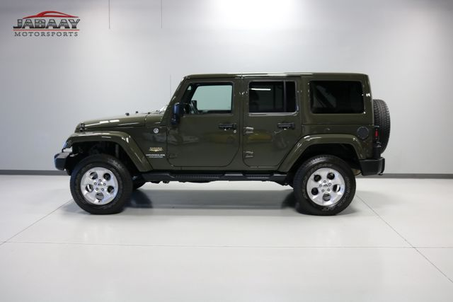 2015 Jeep Wrangler Unlimited Sahara Merrillville, Indiana 32