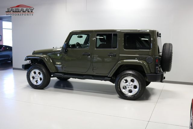 2015 Jeep Wrangler Unlimited Sahara Merrillville, Indiana 33