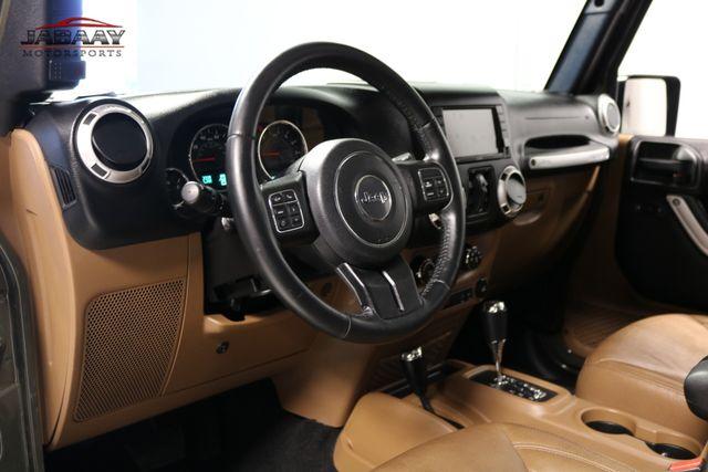 2015 Jeep Wrangler Unlimited Sahara Merrillville, Indiana 9