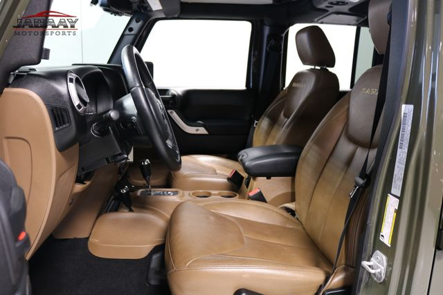 2015 Jeep Wrangler Unlimited Sahara Merrillville, Indiana 10