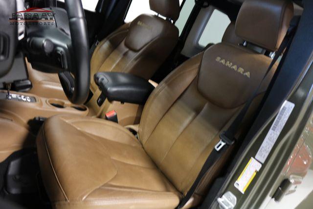 2015 Jeep Wrangler Unlimited Sahara Merrillville, Indiana 11