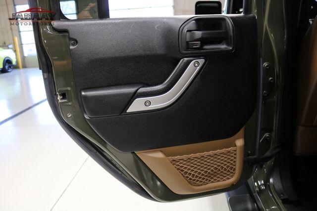 2015 Jeep Wrangler Unlimited Sahara Merrillville, Indiana 23