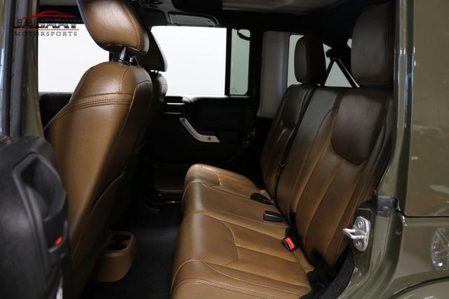 2015 Jeep Wrangler Unlimited Sahara Merrillville, Indiana 12