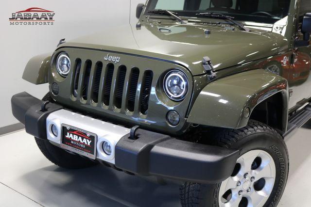 2015 Jeep Wrangler Unlimited Sahara Merrillville, Indiana 26