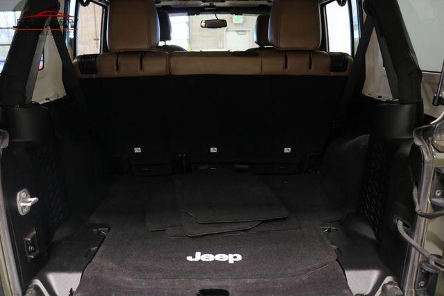 2015 Jeep Wrangler Unlimited Sahara Merrillville, Indiana 20