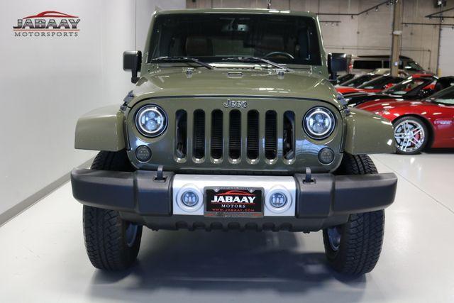 2015 Jeep Wrangler Unlimited Sahara Merrillville, Indiana 7