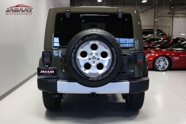 2015 Jeep Wrangler Unlimited Sahara Merrillville, Indiana 3