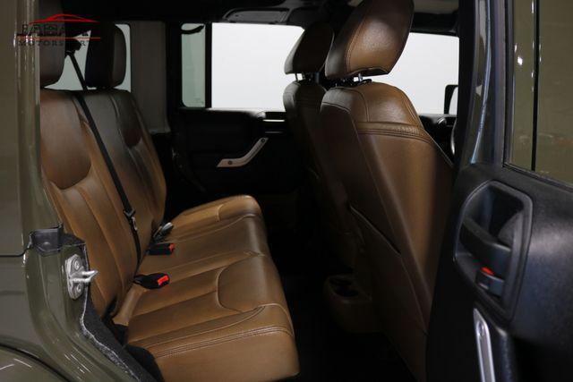2015 Jeep Wrangler Unlimited Sahara Merrillville, Indiana 13