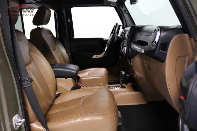 2015 Jeep Wrangler Unlimited Sahara Merrillville, Indiana 15