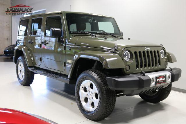 2015 Jeep Wrangler Unlimited Sahara Merrillville, Indiana 6
