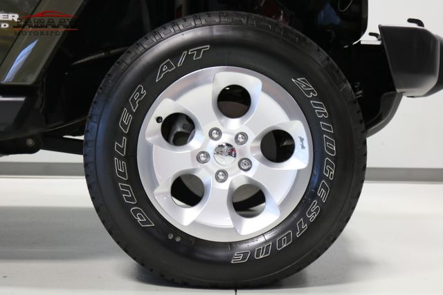 2015 Jeep Wrangler Unlimited Sahara Merrillville, Indiana 43