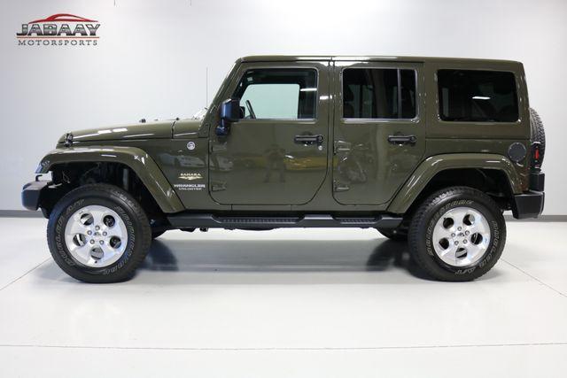 2015 Jeep Wrangler Unlimited Sahara Merrillville, Indiana 1