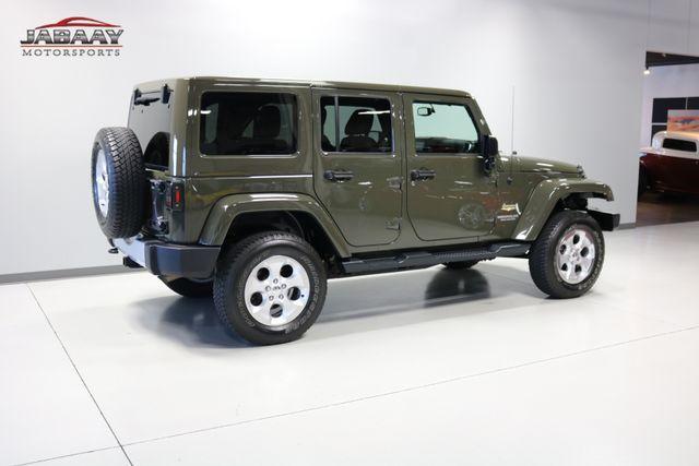 2015 Jeep Wrangler Unlimited Sahara Merrillville, Indiana 36