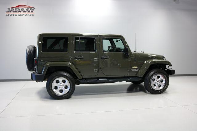 2015 Jeep Wrangler Unlimited Sahara Merrillville, Indiana 37