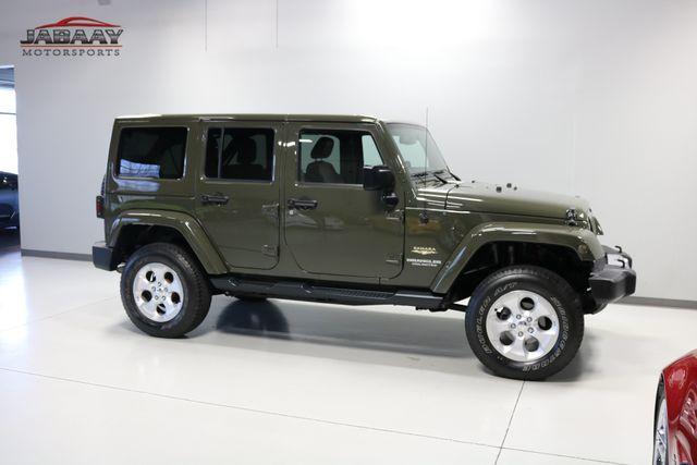 2015 Jeep Wrangler Unlimited Sahara Merrillville, Indiana 39